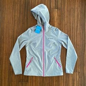 NEW M Heather Canyon Softshell Jacket